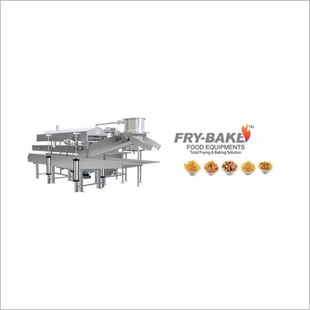 Automatic Namkeen Fryer