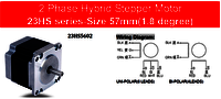Stepping motor 23HS5602