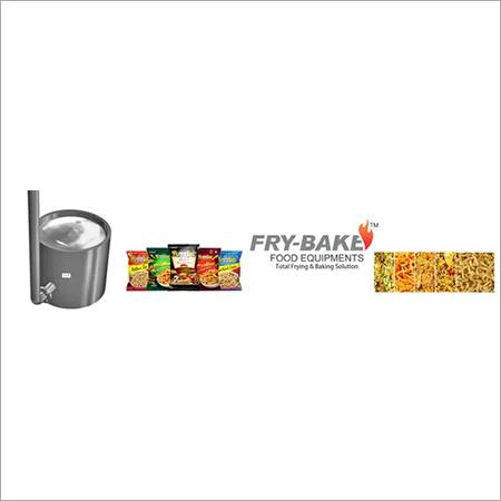 Circular Fryer Direct Heat