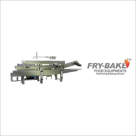 Multiple Continuous Fryer (Double Conveyer)