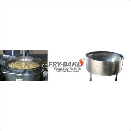 Thermic Fluid Pan(Kadhai)