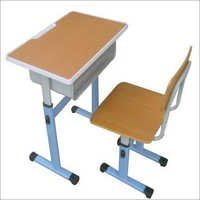 Single Seat School Benches