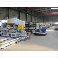 Automatic PU Sandwich Panel Production Line