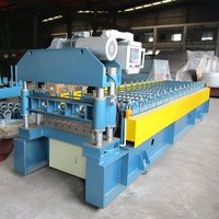 Corrugation Sheet Roll Former