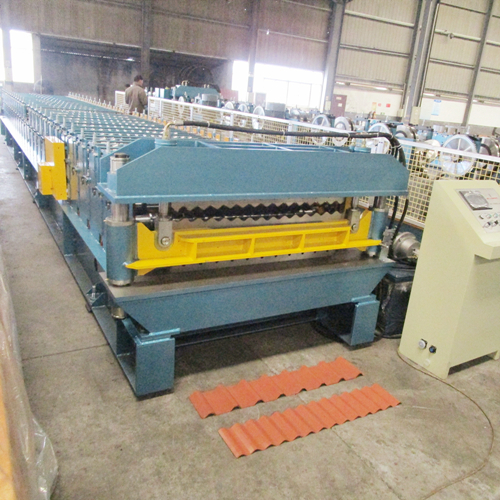 Double Deck Plate Bending Machine