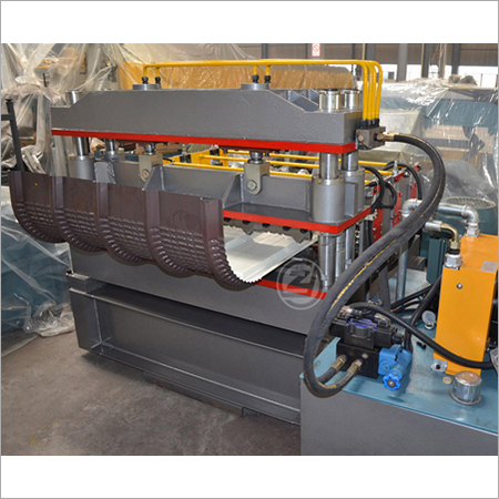 Hydraulic Curving Roll Forming Machine