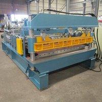 Metal cut to length machine