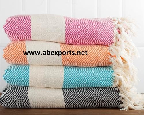 Cotton Beach Blankets