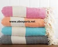 Cotton Beach Blankets