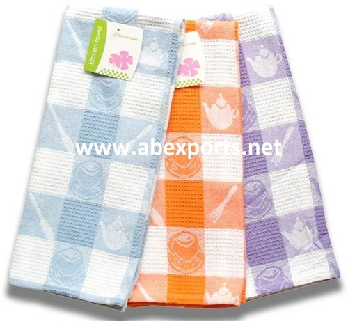 Jacquard Tea Kitchen Towel