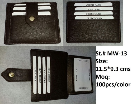 Multi card holder