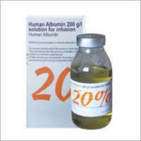Human Albumin Solution (HAS)