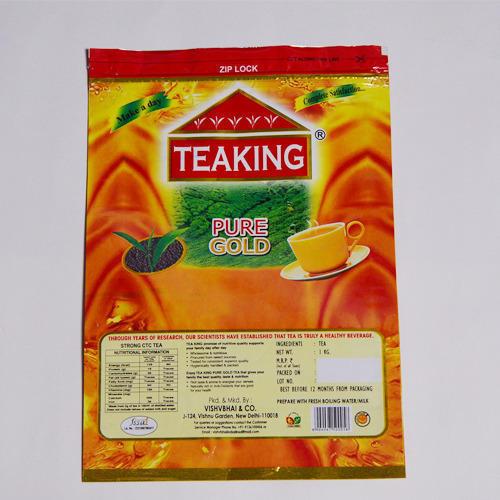 Laminated Tea Bag