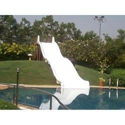 Couple Water Slide