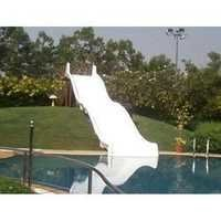 Couple Water Slide