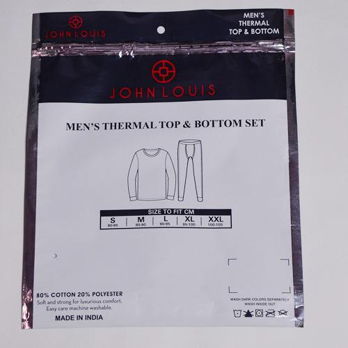 Men's Thermal Laminated Bag