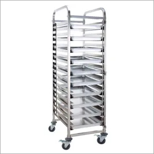 Trolley For Bakery Oven