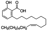 Ginkgolic acid C13:0