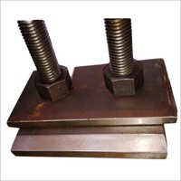 Industrial Slotted Rail Clamp