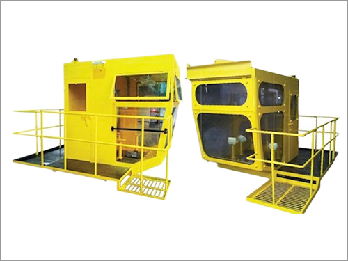 MS Crane Cabin