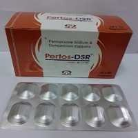 Pantoprazole Sodium  40 mg EC + Domeperidone Sodium 10 mg IR + Domperidone Sodium 20 mg SR