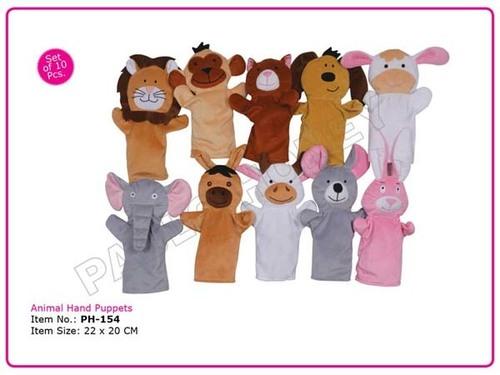 Animal Hand Puppets