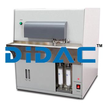 Infrared Sulfur Analyzer