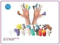 Toy Finger Puppet Set