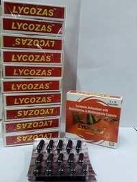 Lycopene 2000mcg+Vitamin A 5000 IU + Vitamin E 15mg+Vitamin C 50mg