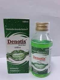 Chlorhexidine gluconate solution 0.2 % w/v Denotis Mount Wash