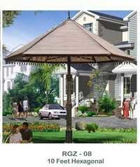 10 Feet Hexagonal Gazebo