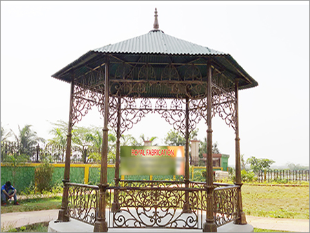 12 Feet Rectangular Gazebo