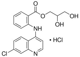 Glafenine hydrochloride
