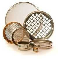 TEST SIEVES BRASS FRAME