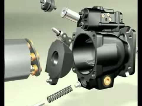 Hydraulic Piston Pump Repair