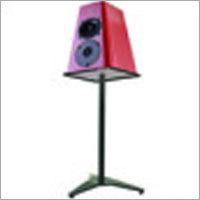 Bookshelf Floor Mount Speaker Stand