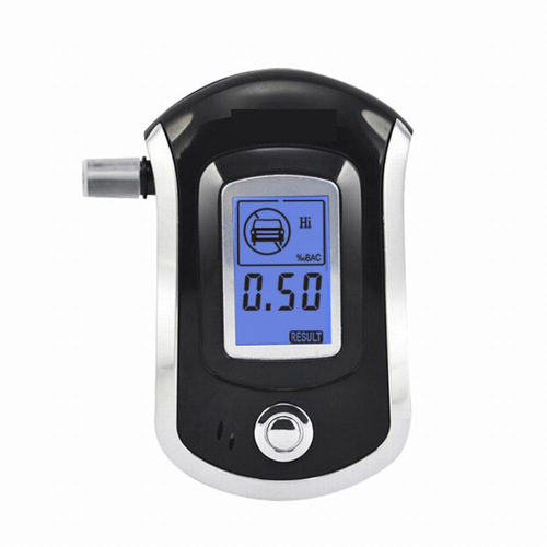 Alcohol Breath Test Detector