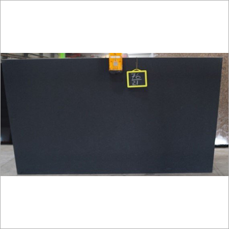 Absolute Black Honed Marble 2cm 124x72