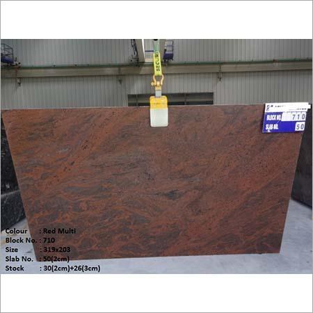 Red Multi  Granite