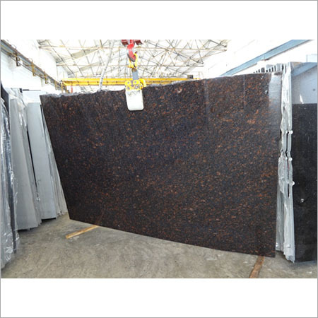 Tan Brown Dark Granite