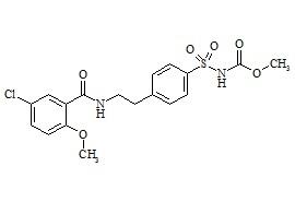 Glibenclamide impurity B