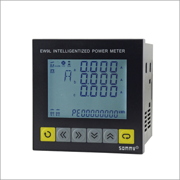 Sommy EW9L LCD Multi Function Energy Meter