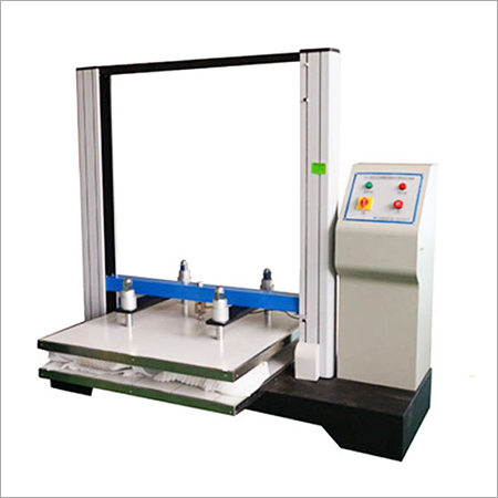 Box Compression Tester Equipment