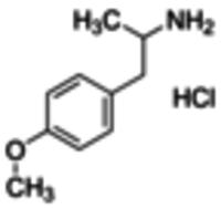PMA hydrochloride solution