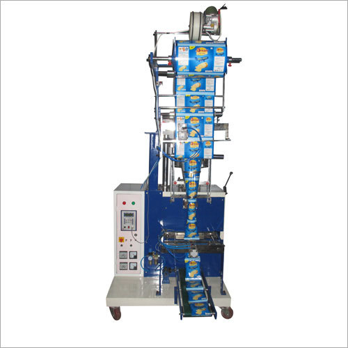 New Pneumatic Namkeen Packing Machine