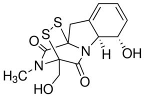 Gliotoxin solution
