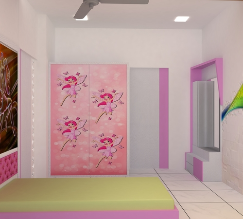 Bedrooms Interior Designing