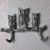 Owl Coat Key Hanger