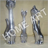 Aluminium Animal Sculpture