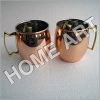 Copper Mug, Jugs And Tumblers